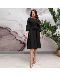 Φόρεμα - κώδ. 4571 - μαύρο