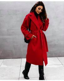 Παλτό - κώδ. 410 - κόκκινο