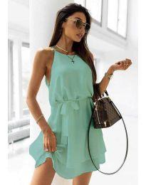 Φόρεμα - κώδ. 9968 - μέντα