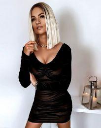 Φόρεμα - κώδ. 12080 - μαύρο