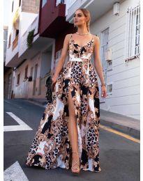 Φόρεμα - κώδ. 0080 - λευκό