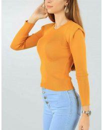 Μπλούζα - κώδ. 374 - πορτοκαλί