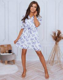 Φόρεμα - κώδ. 4082 - 4 - πολύχρωμο