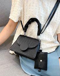 Τσάντα - κώδ. B427 - μαύρο