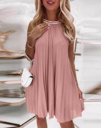 Φόρεμα - κώδ. 0889 - πούδρα