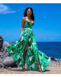 Φόρεμα - κώδ. 0402 - πολύχρωμο