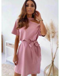 Φόρεμα - κώδ. 0006 - πούδρα