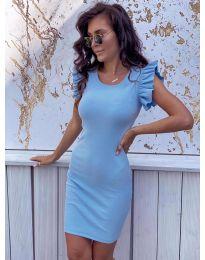 Φόρεμα - κώδ. 199 - γαλάζιο