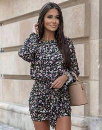 Φόρεμα - κώδ. 0361 - πολύχρωμο