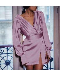 Φόρεμα - κώδ. 492 - πούδρα
