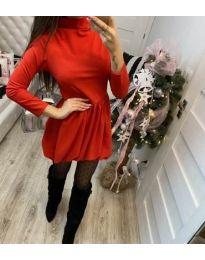 Φόρεμα - κώδ. 658 - κόκκινο
