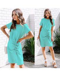 Φόρεμα - κώδ. 835 - γαλάζιο