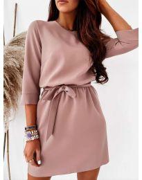 Φόρεμα - κώδ. 778 - πούδρα