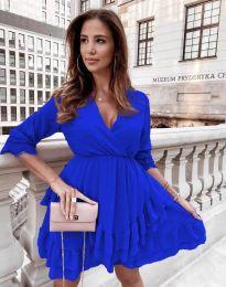 Φόρεμα - κώδ. 0545 - μπλε