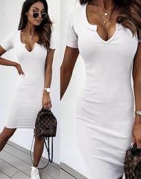 Φόρεμα - κώδ. 2202 - λευκό