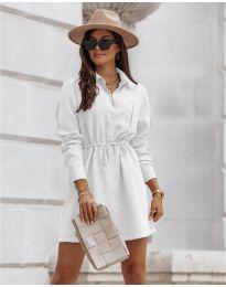Φόρεμα - κώδ. 132 - λευκό