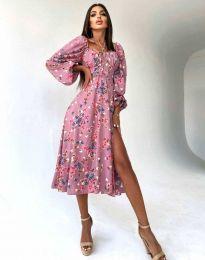 Φόρεμα - κώδ. 1752 - πολύχρωμο