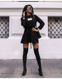 Φόρεμα - κώδ. 0789 - 1 - μαύρο
