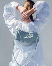 Τσάντα - κώδ. B274 - γαλάζιο