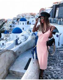 Φόρεμα - κώδ. 0005 - ροζ