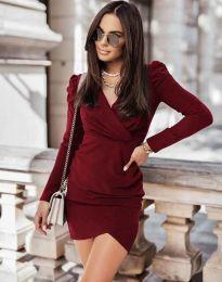 Φόρεμα - κώδ. 0951 - μπορντό