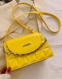 Τσάντα - κώδ. B322 - κίτρινο