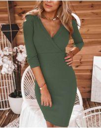 Φόρεμα - κώδ. 956 - χακί