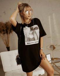 Φόρεμα - κώδ. 2919 - μαύρο