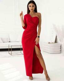 Φόρεμα - κώδ. 4511 - κόκκινο