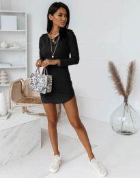 Φόρεμα - κώδ. 8856 - μαύρο