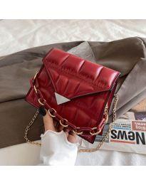 Τσάντα - κώδ. B535 - κόκκινο