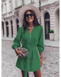 Φόρεμα - κώδ. 820 - πράσινο