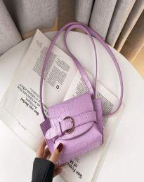 Τσάντα - κώδ. B500 - μωβ