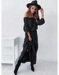 Φόρεμα - κώδ. 1317 - μαύρο