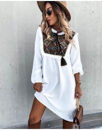 Φόρεμα - κώδ. 958 - λευκό
