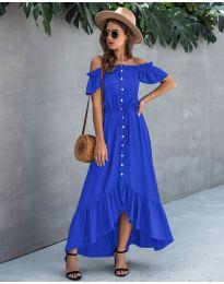 Φόρεμα - κώδ. 564 - μπλε