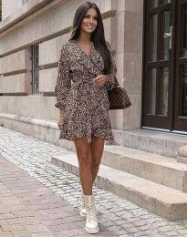 Φόρεμα - κώδ. 0438 - πολύχρωμο