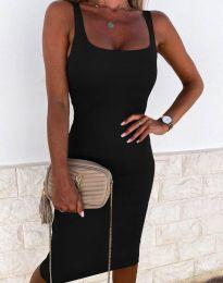 Φόρεμα - κώδ. 8899 - μαύρο