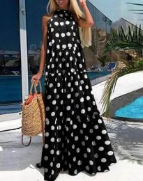 Φόρεμα - κώδ. 0288 - 1 - μαύρο