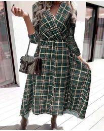 Φόρεμα - κώδ. 8404 - πολύχρωμο