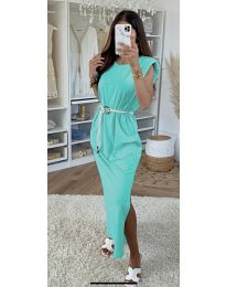 Φόρεμα - κώδ. 7049 - μέντα
