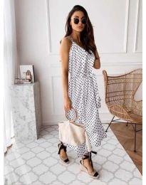 Φόρεμα - κώδ. 118 - λευκό