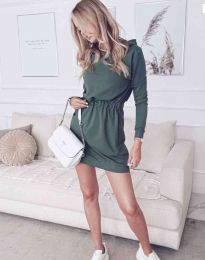Φόρεμα - κώδ. 7846 - λαδί