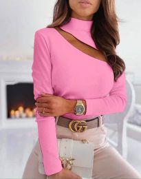 Μπλούζα - κώδ. 11490 - ροζ