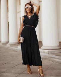 Φόρεμα - κώδ. 3320 - μαύρο