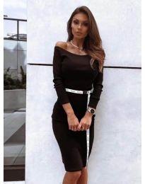 Φόρεμα - κώδ. 4720 - μαύρο