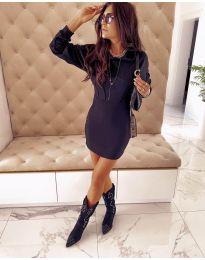 Φόρεμα - κώδ. 177 - μαύρο