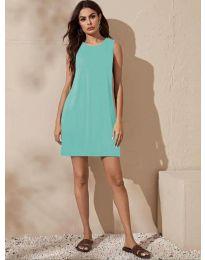 Φόρεμα - κώδ. 3075 - πράσινο