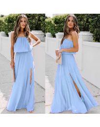 Φόρεμα - κώδ. 061 - μπλε