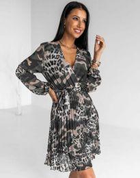 Φόρεμα - κώδ. 8497 - πολύχρωμο